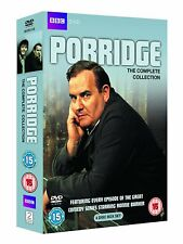 PORRIDGE the complete series 1 2 & 3 plus 2 Christmas specials box set. New DVD.