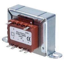 Red transformador de montaje de chasis 230v VAB 6v + 6v xmer