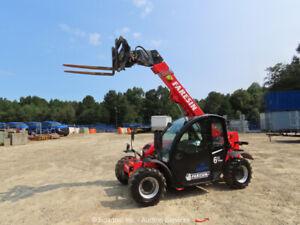 2019 Faresin 6.26 Classic 52 5732lb Telescopic Reach Forklift Telehander bidadoo