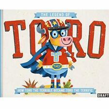 HMK Hallmark 1BOK1351 The Legend of Toro Book