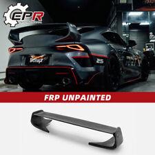 For Toyota Supra 19 A90 Epa Style Frp Unpainted Rear Spoiler Wing Lip Bodykits