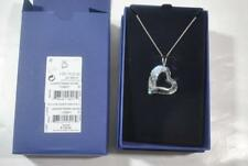 New With Box Swarovski Loveheart Light Azore Moonlight Pendant -1123371
