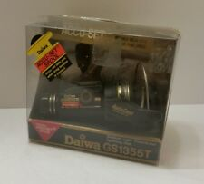 NEW!! DAIWA GS 1355T FAST CAST SPINNING REEL WITH GRAPHITE SPOOL