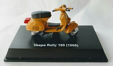 Motorcycle VESPA RALLY 180 (1968) BROWN  SCALE 1/43, NEW REY, 10122009