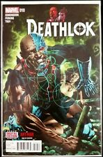DEATHLOK #10 (MARVEL Comics) Comic Book NM