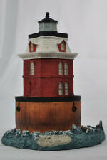 Sandy Point Shoal Maryland Lighthouse / # 167 / by Harbour Lights ( 1995 )