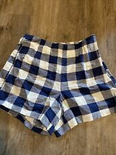 Old Navy high waisted linen shorts, size 4