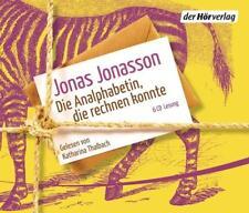 Jonasson, J: Analphabetin, die rechnen konnte/6 CDs von Jonas Jonasson (2016)