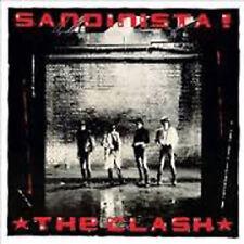 CDs de música disco The Clash