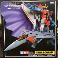 TAKARA TOMY Transformers MP-11 Starscream KO 25CM Action Figure In Box