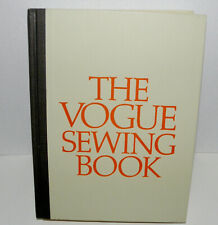 The  Vogue Sewing Book 1970 First Edition