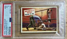 1954 Topps Scoop #65 Rocky Marciano KO's Walcott PSA 5