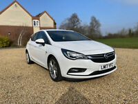 2017 VAUXHALL ASTRA 1.0 SRI NAV EcoFlex S/S APPLE PLAY Only 34k MILES! HPI CLEAR