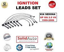 PARA KIA SEDONA ARRIBA GQ 2.5 V6 99-06 CABLES DE ENCENDIDO SET 0K95H1814