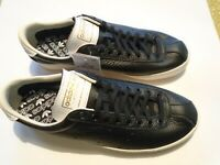 New Adidas Originals Lacombe  Leather Men's Shoes Black Several Sizes  EE5750