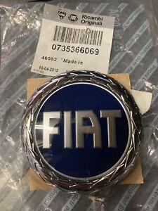 Genuine Fiat Punto Tailgate Badge 735366069