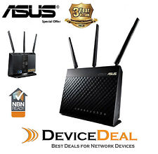 ASUS AC1900 Gigabit ADSL2+ Modem Router DSL-AC68U + ASUS official Warranty