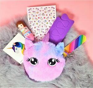 UNICORN Pamper Gift Set Beauty Kit Make up pouch Children's Kids Girls Birthday