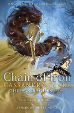 The Last Hours: Chain of Iron von Cassandra Clare (2021, Taschenbuch)