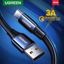 UGreen Usb тип C кабель нейлон USB-C, чтобы быстро Usb зарядки данных шнур Fr Samsung S20