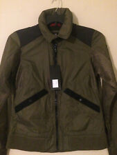 $425 Victorinox Swiss Army Men's Bomber Jacket Green Size S  NWT