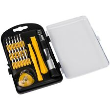 23 Pc Precision Screwdriver Set for Mobile Phone and Other Electronic Repairs