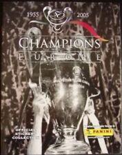 PANINI CHAMPIONS OF EUROPE  Figurine a scelta  PERFETTE 193/384 vedi elenco