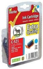 8 X Canon Pgi-520 cli-521 Compatible inkrite los depósitos de tinta