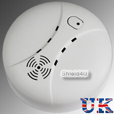 NEW WIRELESS PHOTOELECTRIC SMOKE DETECTOR ALARM