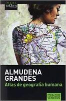 Atlas de geografía humana. NUEVO. Nacional URGENTE/Internac. económico. NARRATIV