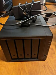 Synology 4 Bay NAS DiskStation DS918+ 16GB Installed (Diskless)