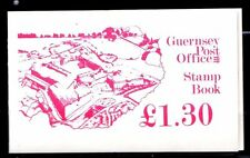 Guernsey - 1982 Definitives coins - Mi. booklet MH 17 MNH