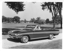 1962 Oldsmobile F85 Cutlass Convertible ORIGINAL Factory Photo oub7899