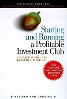 Starting and Running a Profitable Investment Club: The Official Guide from The N