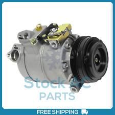 BRAND NEW AC Compressor for BMW X5 2002-06 3.0L QA