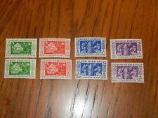 Nouvelles Hebrides New Hebrides 1956 Stamp Lot