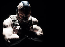 Bane The Dark Knight Giant Poster - A0 A1 A2 A3 A4 Sizes Available