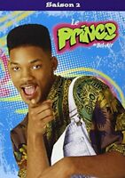 Le Prince de Bel-Air : L'integrale saison 2 - Coffret 5 DVD // DVD NEUF