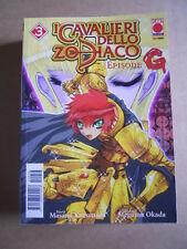 I CAVALIERI DELLO ZODIACO Episode G vol.3 Planet Manga   [G370H]