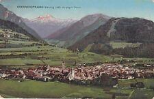 Ansichtskarte Italien  Brennerstrasse  Sterzing gegen Osten