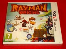 RAYMAN ORIGINS Nintendo 3Ds Versione Ufficiale Italiana - NUOVO SIGILLATO