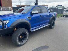 Suits Ford Ranger Jungle  PX2 Flares 2015 - 2019 Texture Finish Matt finish 3M