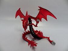 Figurine jouet dragon rouge Yu Gi HO digimon ? 12 cm
