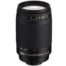 Nikon AF Nikkor 70-300 mm F/4-5.6 G zoom Objektiv für d7100 d7500 d1x d2x d800