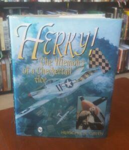Herky! The Memoirs of a Checker Ace by Herschel H. Green Hardcover
