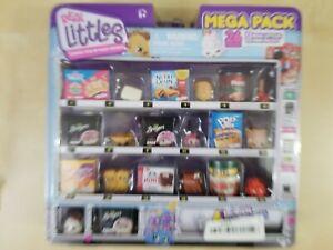 Shopkins Real Littles Vending Machine Mega Pack 26 Piece Rice Krispies Hunts HH1