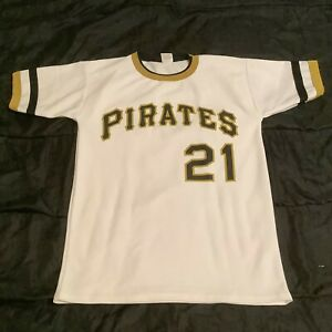 ROBERTO CLEMENTE Jersey - PITTSBURGH PIRATES - Game Day Promotion - MEDIUM