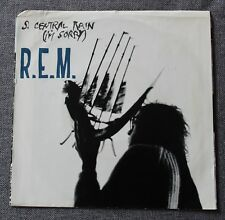REM, so central rain (i'm sorry) / king of the road, SP - 45 tours import