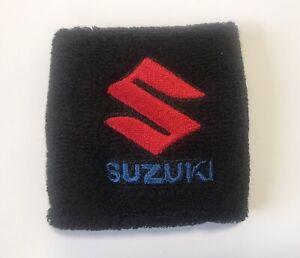 Motorcycle Car Brake Fluid Reservoir Tank Sock Sleeve Cover For Suzuki