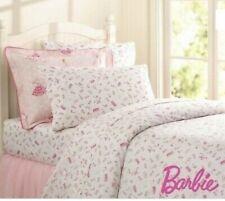Retired Pottery barn Kids Barbie Twin Sheet Set